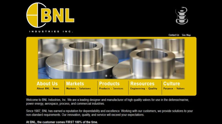 BNL Industries, Inc.