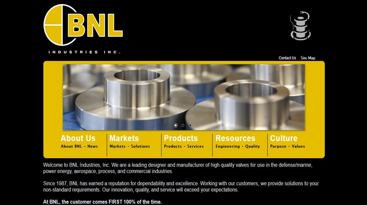 BNL Industries, Inc.