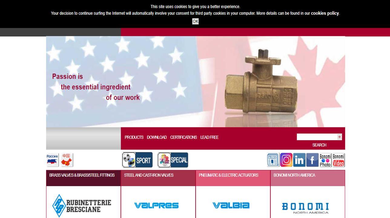 Bonomi USA, Inc.