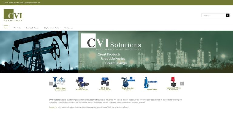 CVI Solutions, Ltd.