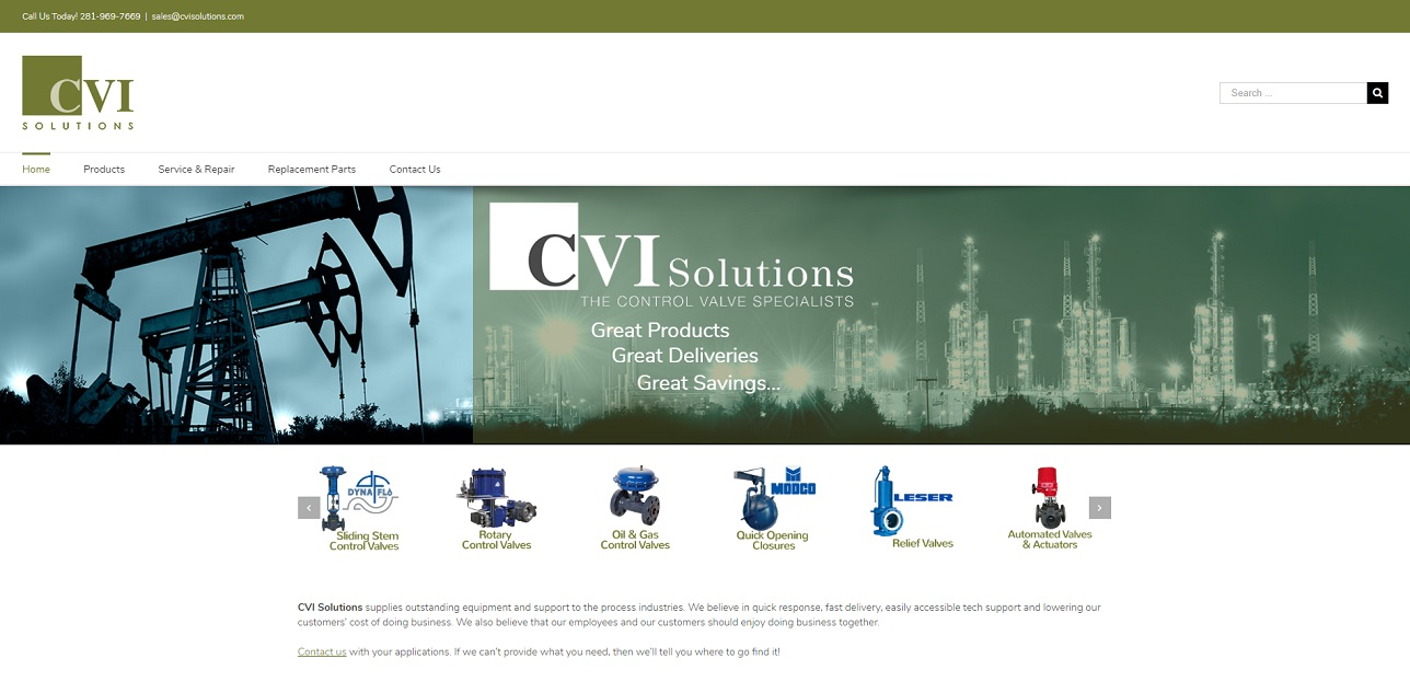 CVI Solutions, Ltd.