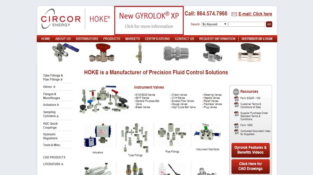 Hoke Inc.