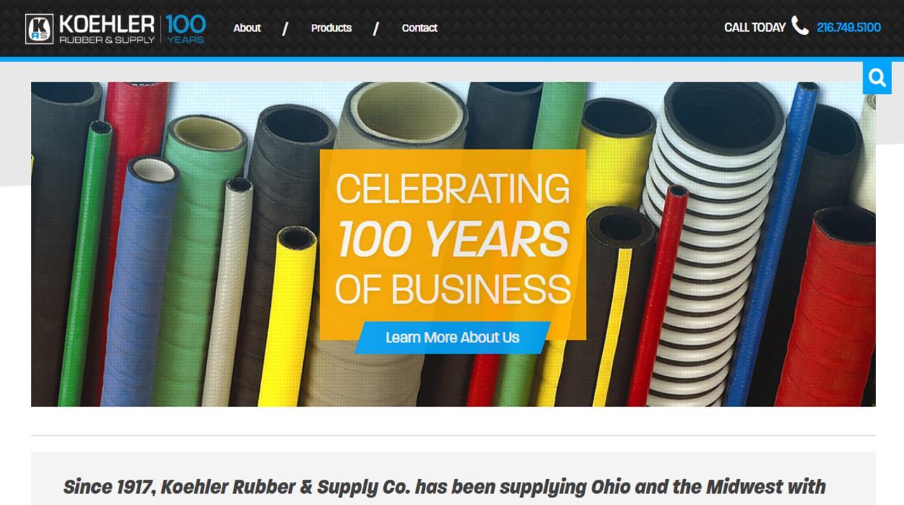 Koehler Rubber & Supply Co.