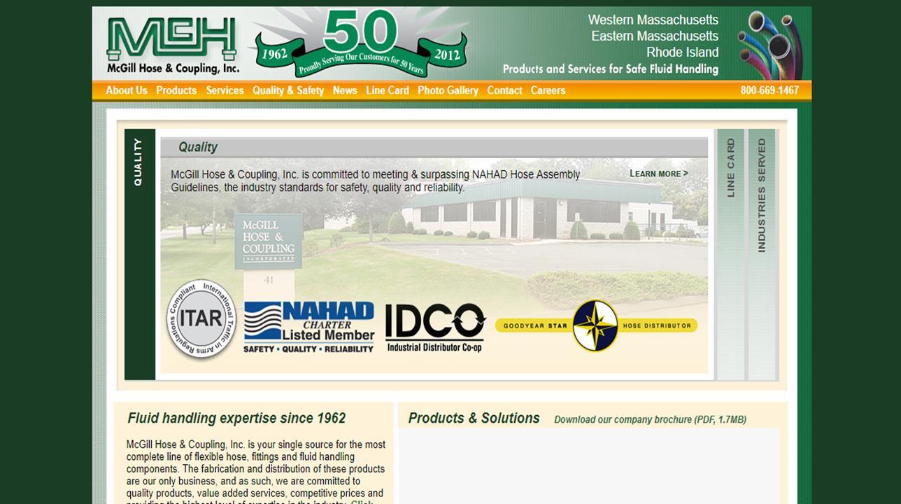 McGill Hose & Coupling, Inc.