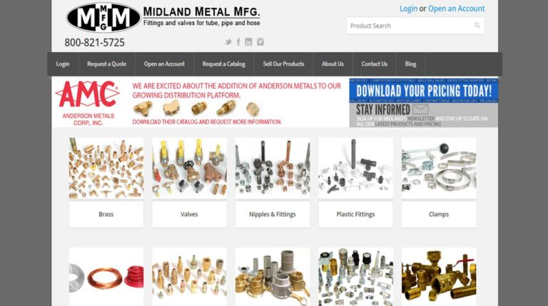 Midland Metal Mfg. Co.