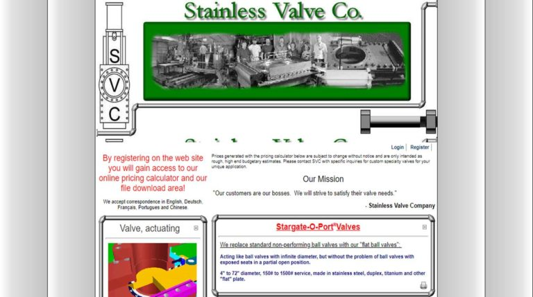 Stainless Valve Company