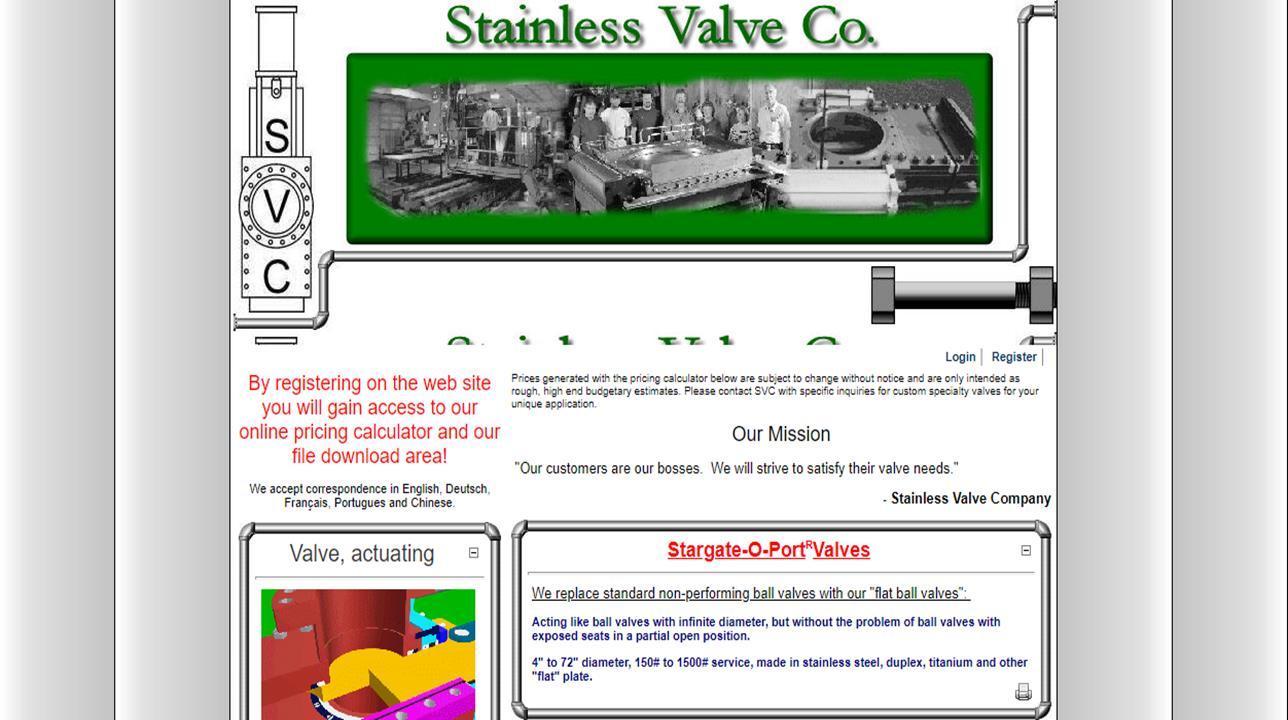 Stainless Valve Company