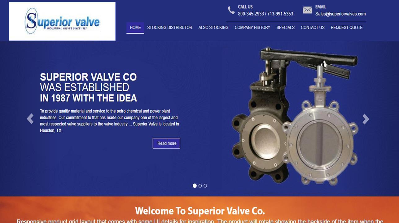 Superior Valve Co.
