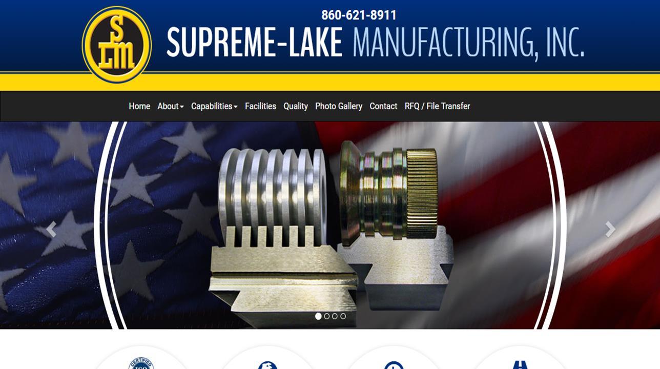 Supreme-Lake Manufacturing, Inc.