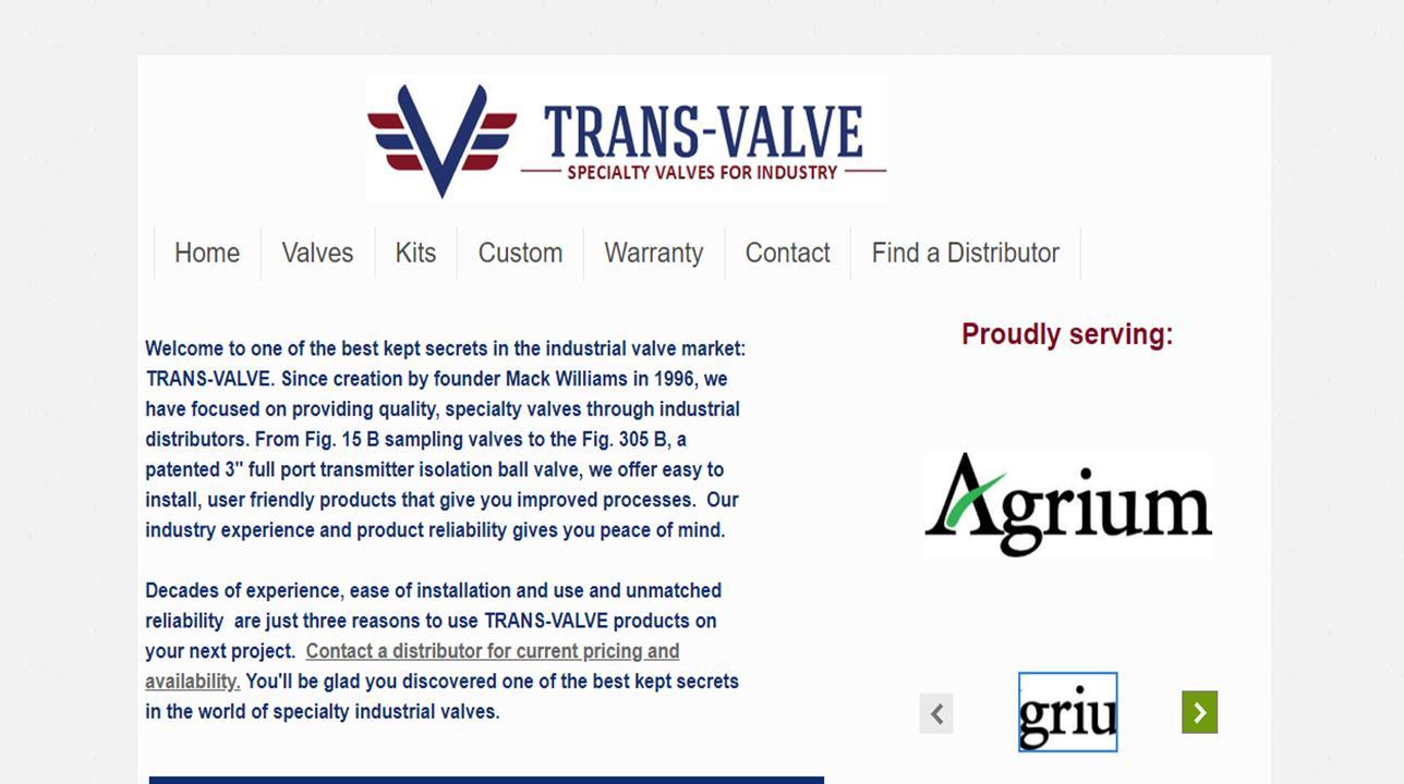 Trans-Valve, Inc.®
