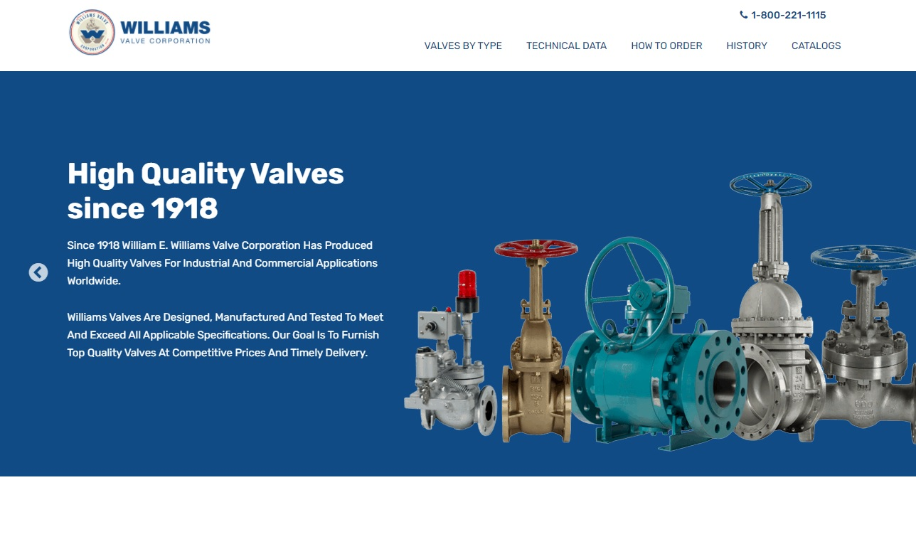 Williams Valve Corporation